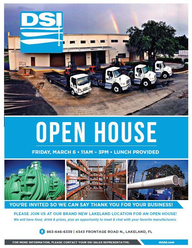 DSI Open House Lakeland